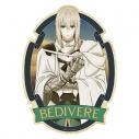 【グッズ-ステッカー】劇場版 Fate/Grand Order -神聖円卓領域キャメロット- トラベルステッカー ベディヴィエールの画像