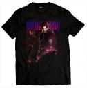 【グッズ-Tシャツ】バイオハザード RE:2 Tシャツ レオン・S・ケネディ 黒 Lの画像