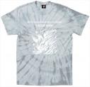 【グッズ-Tシャツ】モンスターハンターワールド:アイスボーン タイダイTシャツ イヴェルカーナ XLの画像