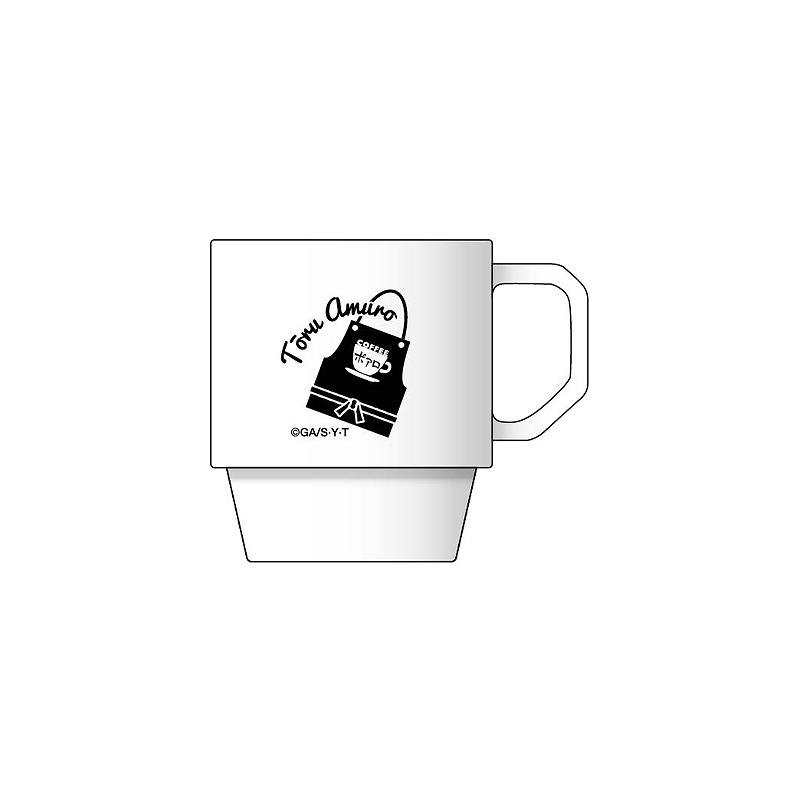 【グッズ-マグカップ】名探偵コナン 新生活シリーズ うがいコップ 安室透