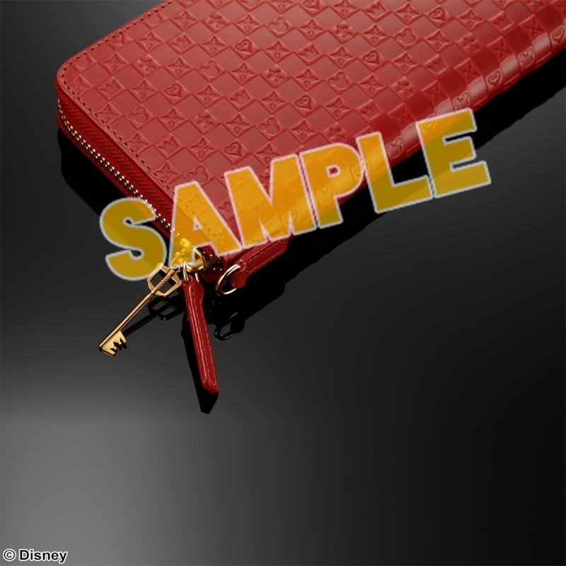 KINGDOM HEARTS Wallet <Red>(キングダムハーツ)_2