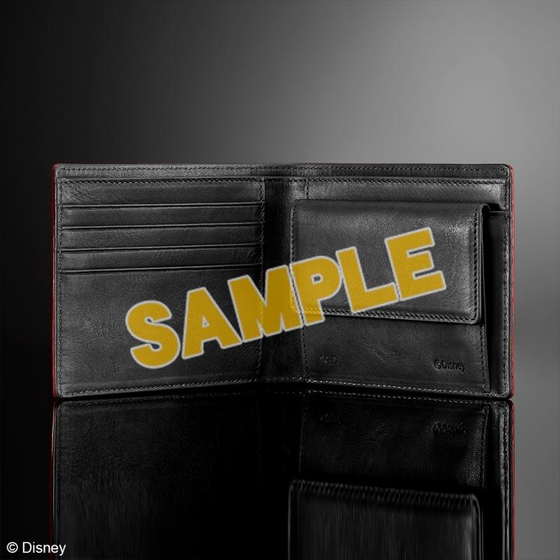 キングダムハーツ 財布 <レッド & ブラック>_2