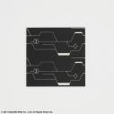 【グッズ-コースター】NieR:Automata  ラバーコースター(ニーアオートマタ)の画像