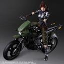 【アクションフィギュア】ファイナルファンタジー VII リメイク PLAY ARTS改 ジェシー&バイクSETの画像