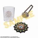 【グッズ-セットもの】ファイナルファンタジーVII リメイク Glass & Coaster Set <SEVENTH HEAVEN>の画像