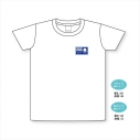 【グッズ-Tシャツ】名探偵コナン Tシャツ ビンテージ/キッド Sの画像