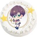 【01月25日発送分・CV10】「B-PROJECT」キャラクターケーキ 第3弾 S級パラダイスver.(釈村 帝人)の画像