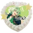 【03月29日発送分・CO38】「あんさんぶるスターズ!」キャラクターケーキ 第4弾(巴日和)の画像