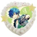 【03月29日発送分・CO39】「あんさんぶるスターズ!」キャラクターケーキ 第4弾(漣ジュン)の画像