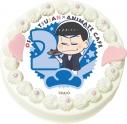 【03月29日発送分・CH02】テレビアニメ『おそ松さん』第2期キャラクターケーキ (カラ松)の画像