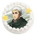 【03月08日発送分・CY03】テレビアニメ「進撃の巨人」Season 3キャラクターケーキ (エルヴィン・スミス)の画像