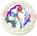 【05月24日発送分・CN20】「A3!」キャラクターケーキ 第2弾(雪白東)の画像
