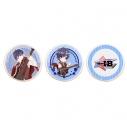 【06月28日発送分・DL10】「アイ★チュウ」クッキーセット 第1弾(リュカ)の画像