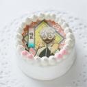 【06月28日発送分・プリケーキ】刀剣乱舞-花丸-プリケーキ(鳴狐)の画像
