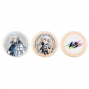 【07月26日発送分・DO06】「アイ★チュウ」クッキーセット第2弾(若王子 楽)の画像