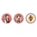 【07月26日発送分・DO09】「アイ★チュウ」クッキーセット第2弾(斑尾 巽)の画像