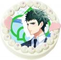 【07月12日発送分・CN17】「A3!」キャラクターケーキ 第2弾(高遠丞)の画像