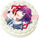 【07月12日発送分・CN19】「A3!」キャラクターケーキ 第2弾(有栖川誉)の画像