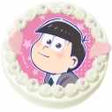 【08月23日発送分・DQ06】「えいがのおそ松さん」キャラクターケーキ(トド松)の画像