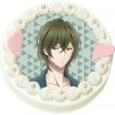 【08月30日発送分・DH16】「テレビアニメ スタンドマイヒーローズ」キャラクターケーキ(都築誠)の画像