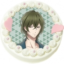 【09月20日発送分・DH16】「テレビアニメ スタンドマイヒーローズ」キャラクターケーキ(都築誠)の画像